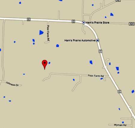* CALLAWAY COUNTY INFIRMARY, MAP - Callaway County, Missouri | MAP * CALLAWAY COUNTY INFIRMARY - Missouri Gravestone Photos