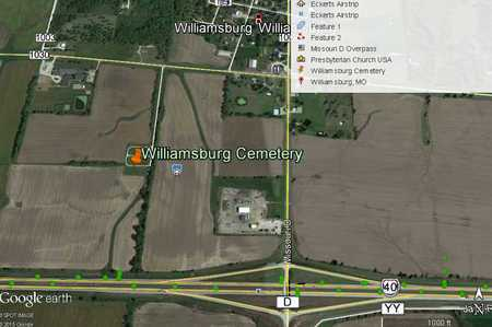 *, CEMETERY LOCATION - Callaway County, Missouri | CEMETERY LOCATION * - Missouri Gravestone Photos