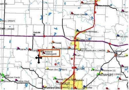 *, MAP - Callaway County, Missouri   MAP * - Missouri Gravestone Photos