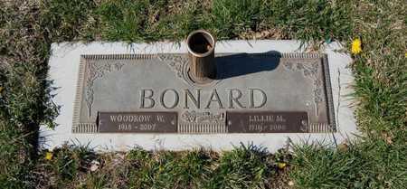 BONARD, LILLIE MARIE - Callaway County, Missouri | LILLIE MARIE BONARD - Missouri Gravestone Photos