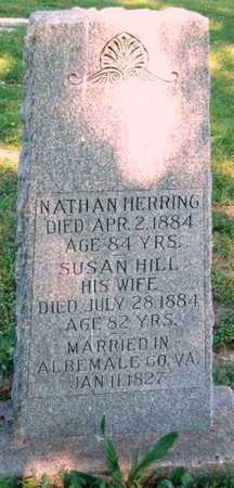 HERRING, NATHAN - Callaway County, Missouri | NATHAN HERRING - Missouri Gravestone Photos