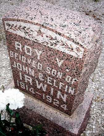 IRWIN, ROY V - Camden County, Missouri | ROY V IRWIN - Missouri Gravestone Photos