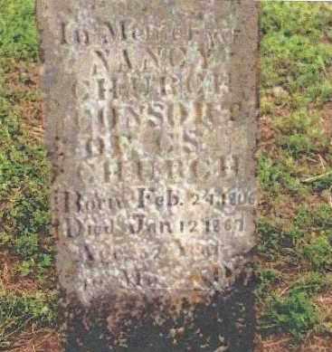 YOUNGER CHURCH, NANCY ANN - Cedar County, Missouri | NANCY ANN YOUNGER CHURCH - Missouri Gravestone Photos