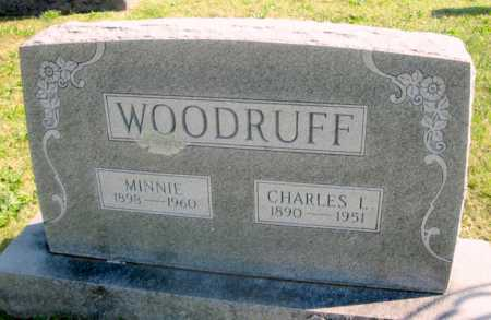 WOODRUFF, LESTER - Cedar County, Missouri | LESTER WOODRUFF - Missouri Gravestone Photos