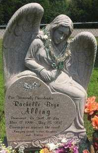 ALLING, RACHELLE BRYN - Christian County, Missouri | RACHELLE BRYN ALLING - Missouri Gravestone Photos