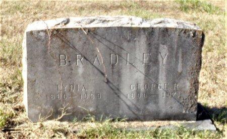 BRADLEY, LYDIA - Christian County, Missouri | LYDIA BRADLEY - Missouri Gravestone Photos