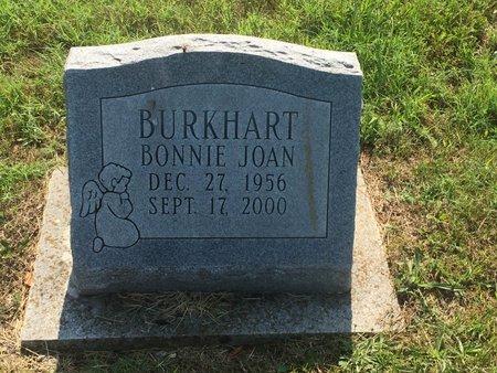 BURKHART, BONNIE JOAN - Christian County, Missouri | BONNIE JOAN BURKHART - Missouri Gravestone Photos