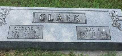 CLARK, RAYMOND N - Christian County, Missouri | RAYMOND N CLARK - Missouri Gravestone Photos