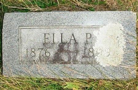 DAVIS, ELLA P. - Christian County, Missouri | ELLA P. DAVIS - Missouri Gravestone Photos