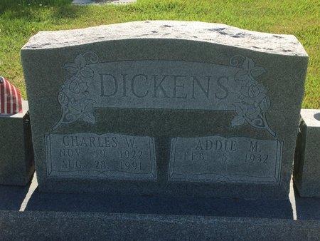 DICKENS, CHARLES W - Christian County, Missouri | CHARLES W DICKENS - Missouri Gravestone Photos
