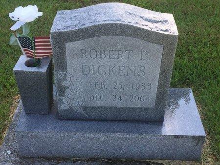 DICKENS, ROBERT E - Christian County, Missouri | ROBERT E DICKENS - Missouri Gravestone Photos