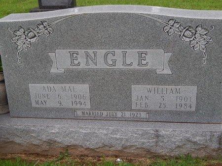 ENGLE, ADA MAE - Christian County, Missouri | ADA MAE ENGLE - Missouri Gravestone Photos