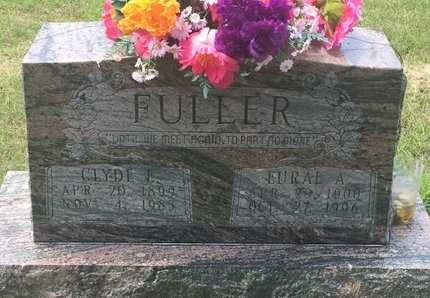 FULLER, CLYDE L - Christian County, Missouri | CLYDE L FULLER - Missouri Gravestone Photos