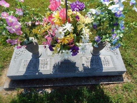 HARP, RUBY ETHEL - Christian County, Missouri | RUBY ETHEL HARP - Missouri Gravestone Photos