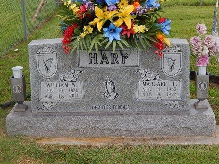 HARP, WILLIAM W - Christian County, Missouri | WILLIAM W HARP - Missouri Gravestone Photos