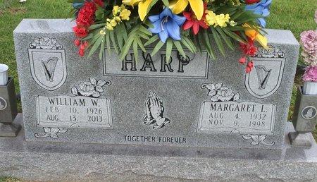HARP, MARGARET L - Christian County, Missouri | MARGARET L HARP - Missouri Gravestone Photos