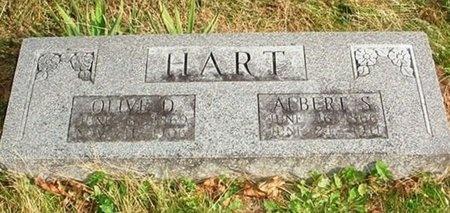 HART, ALBERT SAMSON - Christian County, Missouri | ALBERT SAMSON HART - Missouri Gravestone Photos