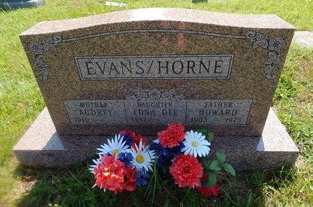 HORNE, HOWARD - Christian County, Missouri | HOWARD HORNE - Missouri Gravestone Photos