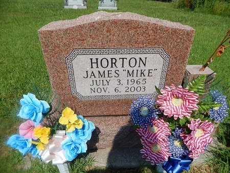 HORTON, JAMES - Christian County, Missouri   JAMES HORTON - Missouri Gravestone Photos