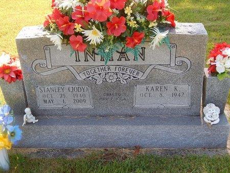 "INMAN, STANLEY ""JODY"" - Christian County, Missouri | STANLEY ""JODY"" INMAN - Missouri Gravestone Photos"