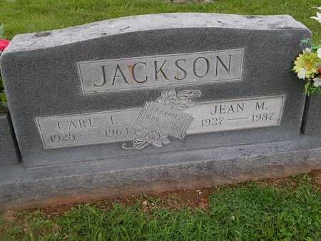 JACKSON, CARL E - Christian County, Missouri | CARL E JACKSON - Missouri Gravestone Photos