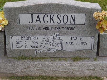 JACKSON, J BEDFORD - Christian County, Missouri | J BEDFORD JACKSON - Missouri Gravestone Photos