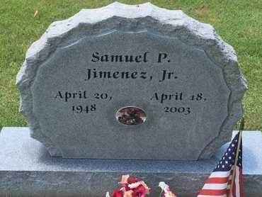 JIMENEZ, SAMUEL P JR - Christian County, Missouri | SAMUEL P JR JIMENEZ - Missouri Gravestone Photos