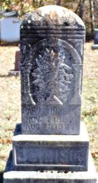 "JOHNSON, JAHU ""JOHN"" (VETERAN CW) - Christian County, Missouri | JAHU ""JOHN"" (VETERAN CW) JOHNSON - Missouri Gravestone Photos"