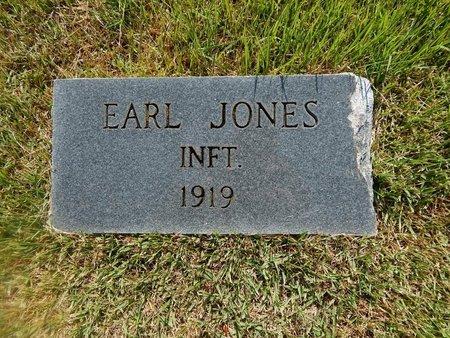 JONES, EARL - Christian County, Missouri | EARL JONES - Missouri Gravestone Photos