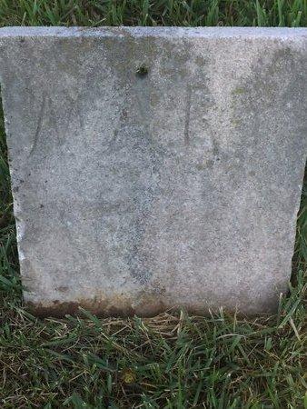 JONES, MARY - Christian County, Missouri | MARY JONES - Missouri Gravestone Photos