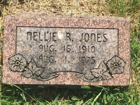 JONES, NELLIE R - Christian County, Missouri | NELLIE R JONES - Missouri Gravestone Photos