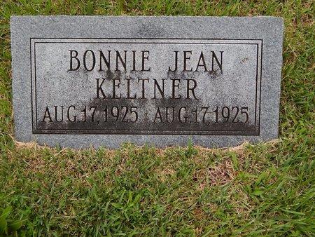KELTNER, BONNIE JEAN - Christian County, Missouri | BONNIE JEAN KELTNER - Missouri Gravestone Photos