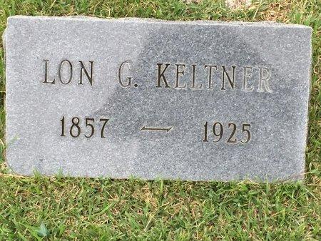 KELTNER, LON G - Christian County, Missouri | LON G KELTNER - Missouri Gravestone Photos