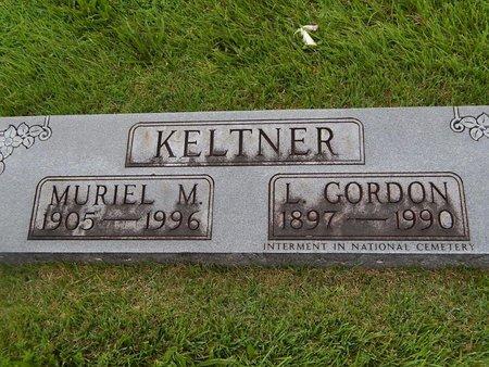 KELTNER, L GORDON (CENOTAPH) - Christian County, Missouri | L GORDON (CENOTAPH) KELTNER - Missouri Gravestone Photos