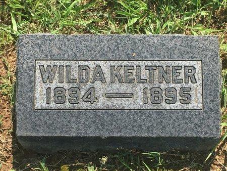 KELTNER, WILDA - Christian County, Missouri | WILDA KELTNER - Missouri Gravestone Photos