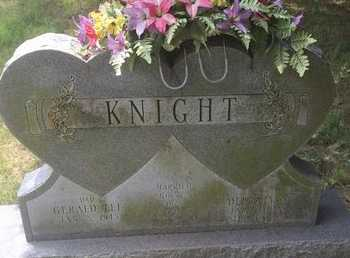 KNIGHT, DEBRA ANN - Christian County, Missouri | DEBRA ANN KNIGHT - Missouri Gravestone Photos