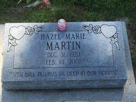 MARTIN, HAZEL MARIE - Christian County, Missouri | HAZEL MARIE MARTIN - Missouri Gravestone Photos