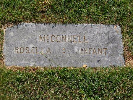 MCCONNELL, ROSELLA - Christian County, Missouri   ROSELLA MCCONNELL - Missouri Gravestone Photos