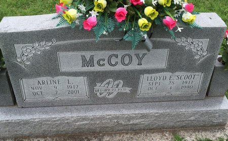 MCCOY, ARLINE L - Christian County, Missouri | ARLINE L MCCOY - Missouri Gravestone Photos