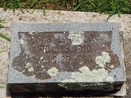 MCCOY, ESTA L - Christian County, Missouri | ESTA L MCCOY - Missouri Gravestone Photos