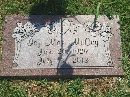 MCCOY, ICY MAE - Christian County, Missouri | ICY MAE MCCOY - Missouri Gravestone Photos