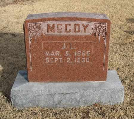MCCOY, JOEL LAFAYETTE - Christian County, Missouri   JOEL LAFAYETTE MCCOY - Missouri Gravestone Photos