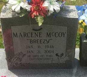 MCCOY, MARCENE - Christian County, Missouri | MARCENE MCCOY - Missouri Gravestone Photos
