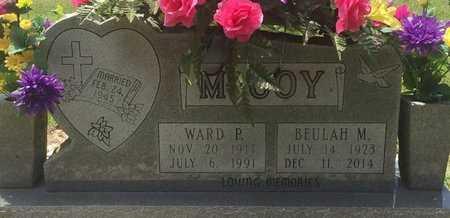 MCCOY, BEULAH M - Christian County, Missouri   BEULAH M MCCOY - Missouri Gravestone Photos