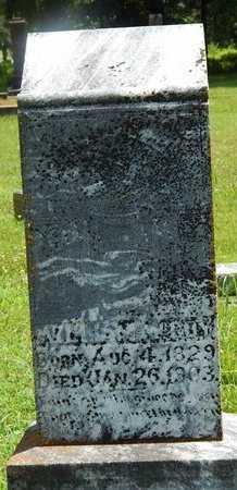 MCCOY, WILLIAM - Christian County, Missouri | WILLIAM MCCOY - Missouri Gravestone Photos