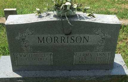 MORRISON, ERMA ANN - Christian County, Missouri | ERMA ANN MORRISON - Missouri Gravestone Photos
