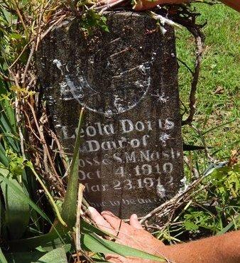 NASH, LEOLA DORIS - Christian County, Missouri | LEOLA DORIS NASH - Missouri Gravestone Photos