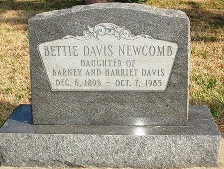 NEWCOMB, BETTIE - Christian County, Missouri | BETTIE NEWCOMB - Missouri Gravestone Photos