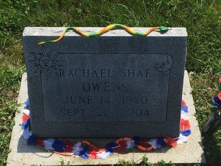 OWENS, RACHAEL SHAE - Christian County, Missouri   RACHAEL SHAE OWENS - Missouri Gravestone Photos