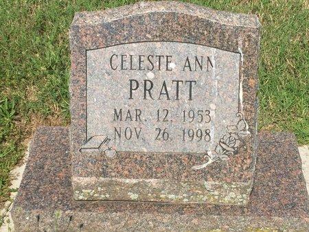 PRATT, CELESTE ANN - Christian County, Missouri | CELESTE ANN PRATT - Missouri Gravestone Photos